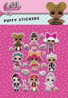 Wholesalers of Lol Surprise  Puffy Stickers toys image