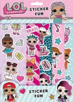Wholesalers of Lol Surprise  Sticker Fun toys image