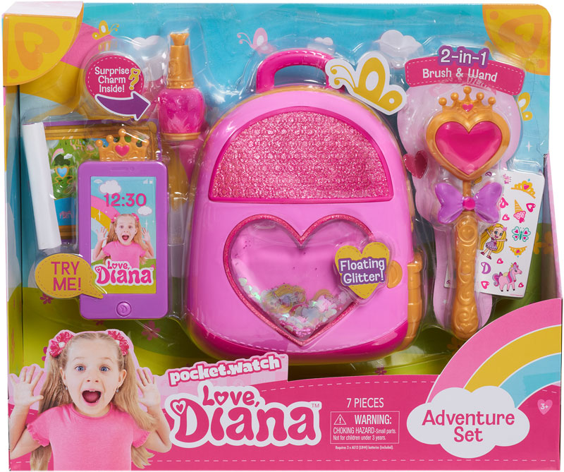 Wholesalers of Love Diana Adventure Set toys