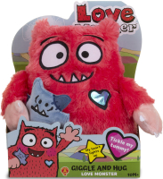 Wholesalers of Love Monster Feature Soft Toy toys Tmb