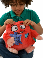Wholesalers of Love Monster Feature Soft Toy toys image 3