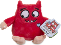 Wholesalers of Love Monster Soft Toys Asst toys image 3