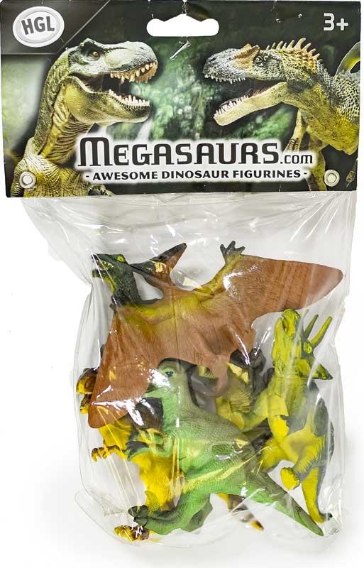 Maegasaurs Pack Wholesale