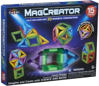 Wholesalers of Magcreator 15 Piece Set toys image