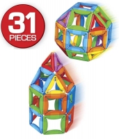 Wholesalers of Magcreator 31 Piece Set toys image 2