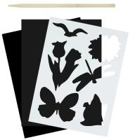 Wholesalers of Magic Colour Scratch Set toys image 2