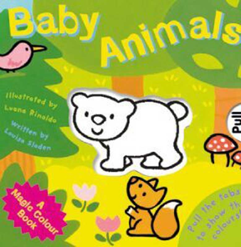 Wholesalers of Magic Colour: Baby Animals toys