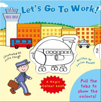 Wholesalers of Magic Colour: Lets Go To Work toys image