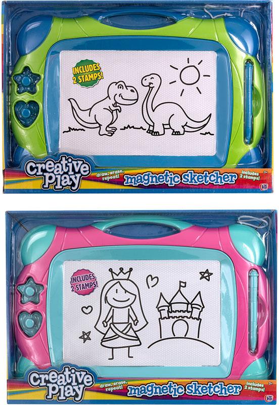Wholesalers of Magic Sketcher toys