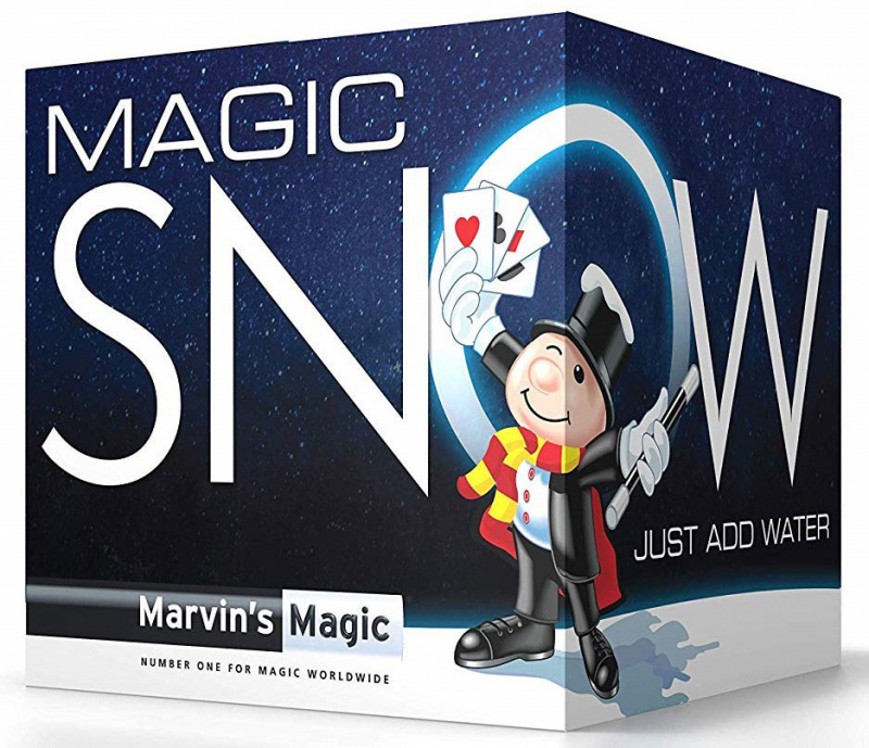 Wholesalers of Magic Snow toys