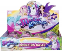 Wholesalers of Magical Kingdom Light Up Bouncing Balls toys image