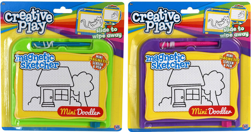 Wholesalers of Magnetic Sketcher toys