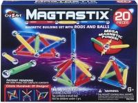 Wholesalers of Magtastix 20 Piece Set toys image