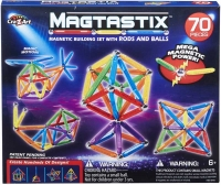 Wholesalers of Magtastix 70 Piece Set toys image