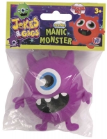 Wholesalers of Manic Monsters Astd toys image