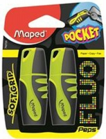 Wholesalers of Maped Pocket Flo Peps Highlighter toys image