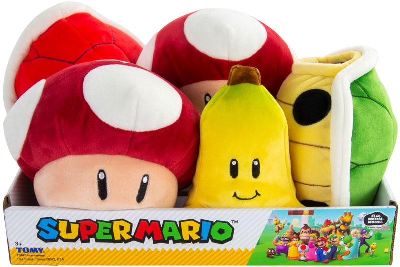 Wholesalers of Mario Junior Asst toys