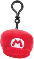 Wholesalers of Mario Kart Clip On Mario Hat toys image