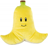 Wholesalers of Mario Kart Large Plush Banana toys image