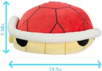 Wholesalers of Mario Kart Large Plush Red Shell toys image 2