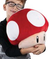 Wholesalers of Mario Kart Large Plush Super Mushroom toys image 2