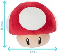 Wholesalers of Mario Kart Large Plush Super Mushroom toys image 3
