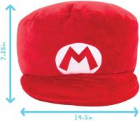 Wholesalers of Mario Kart Mega Mario Hat toys image 2