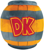 Wholesalers of Mario Mega Donkey Kong Barrel toys Tmb