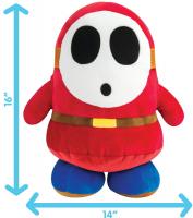 Wholesalers of Mario Mega Shy Guy toys image 2