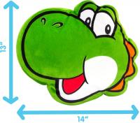 Wholesalers of Mario Mocchi Mocchi - Yoshi - Mega toys image 2