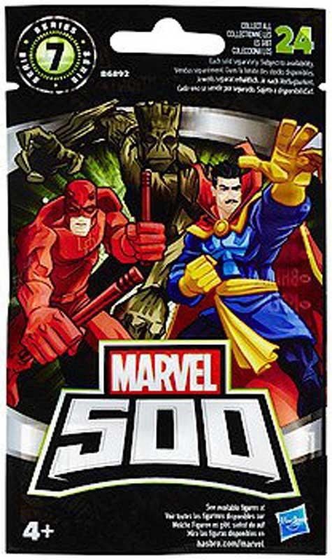 Marvel 500 Micro Figure Blind Bag Wholesale