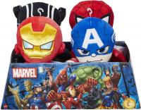 Wholesalers of Marvel Basic Plush Asst toys image