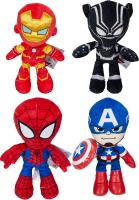 Wholesalers of Marvel Basic Plush Asst toys image 2