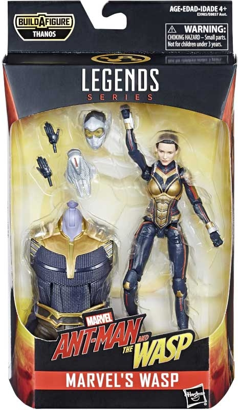 Wholesalers of Marvel Best Of 6 Inch Legends 7 Wasp toys