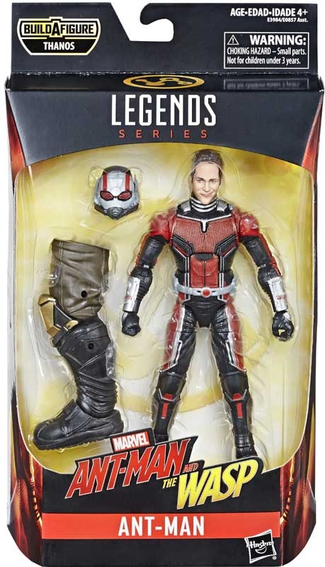 Wholesalers of Marvel Best Of 6 Inch Legends Ant-man toys