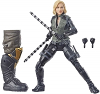 Wholesalers of Marvel Best Of 6 Inch Legends Black Widow toys image 2