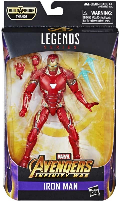 Wholesalers of Marvel Best Of 6 Inch Legends Iron Man toys