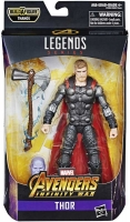 Wholesalers of Marvel Best Of 6 Inch Legends Thor toys image