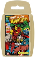 Wholesalers of Top Trumps - Marvel Comics Retro toys image
