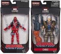 Wholesalers of Marvel Deadpool 6 Inch Legends Ast toys image