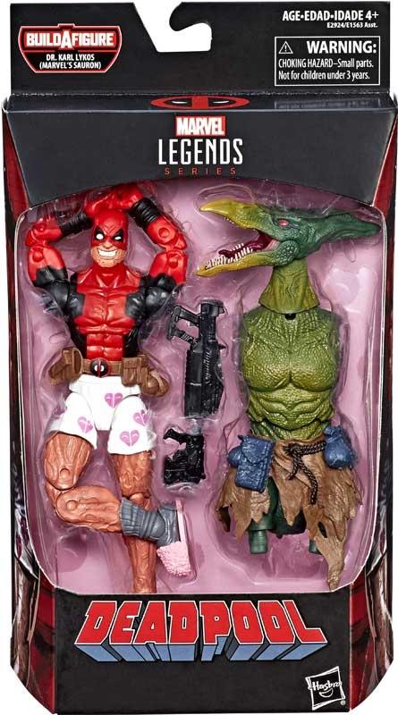 Wholesalers of Marvel Deadpool 6 Inch Legends Ast toys