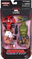 Wholesalers of Marvel Deadpool 6 Inch Legends Ast toys Tmb
