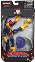 Wholesalers of Marvel Deadpool 6 Inch Legends Ast toys image 2