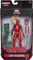 Wholesalers of Marvel Deadpool 6 Inch Legends Ast toys image 3