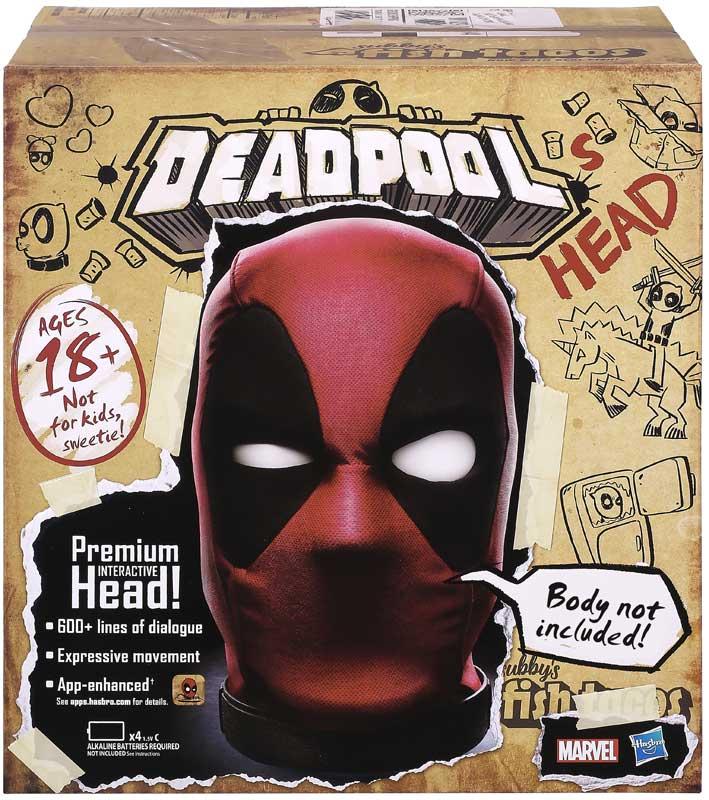 Wholesalers of Marvel Deadpool Premium Fan Item toys