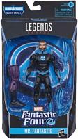 Wholesalers of Marvel F4 Legends Mr Fantastic toys image