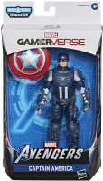 Wholesalers of Marvel Gamer Verse Captain America toys image