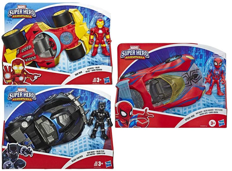 Wholesalers of Marvel Hero Vehicle Asst toys