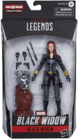 Wholesalers of Marvel Legends Black Widow toys image