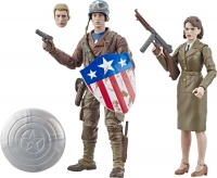 Wholesalers of Marvel Legends Captain America And Peggy Carter toys image 2